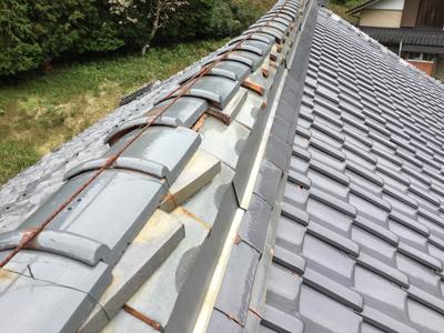 屋根修理 写真