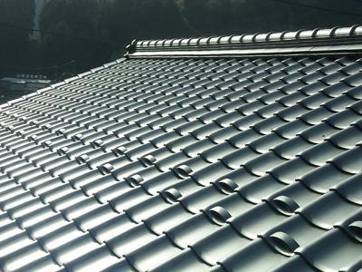 屋根葺き替え 写真