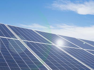 太陽光発電 写真
